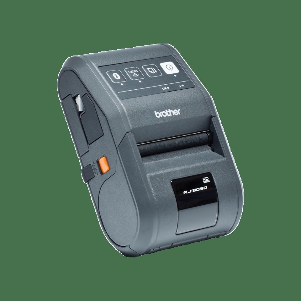 RJ-3050 stampante portatile per etichette e ricevute 3