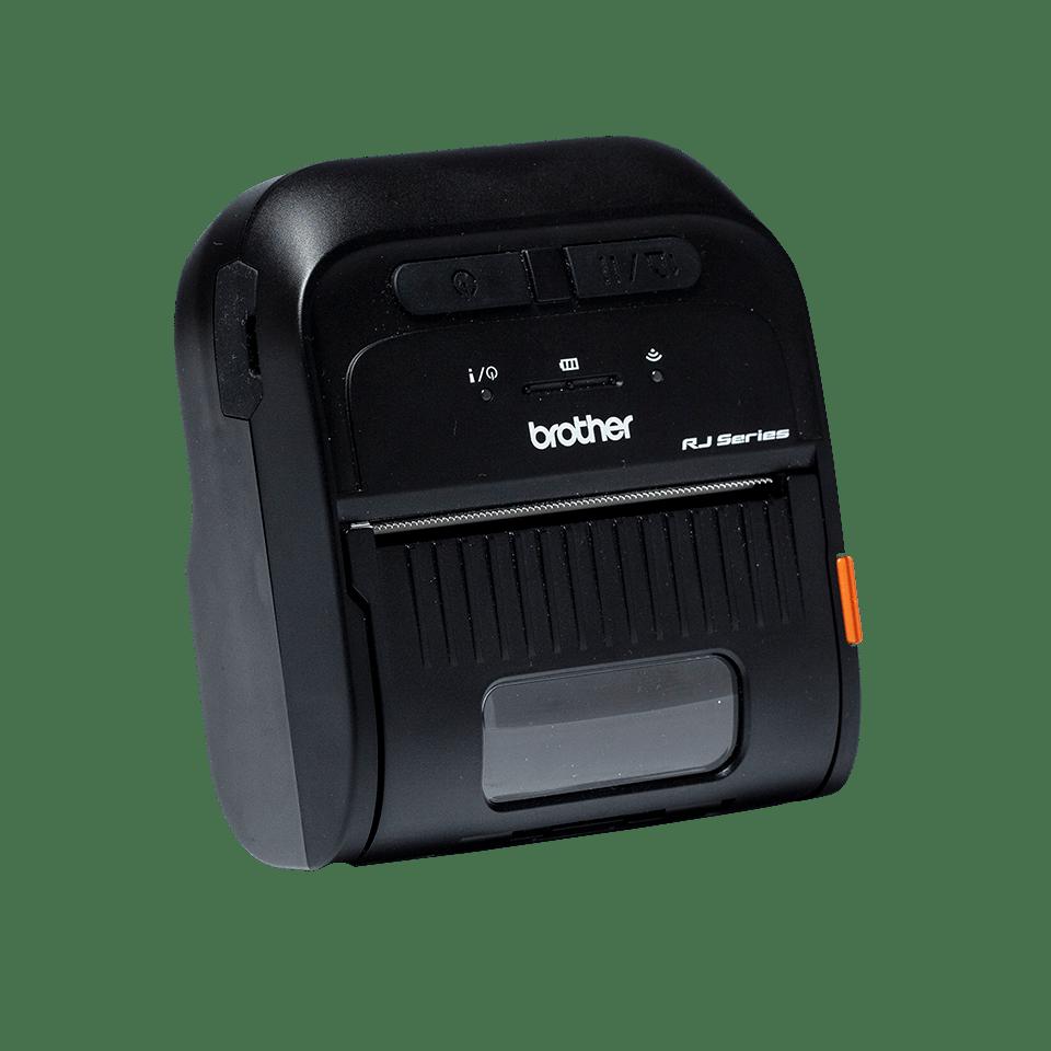 Brother RJ-3055WB stampante portatile per etichette e ricevute