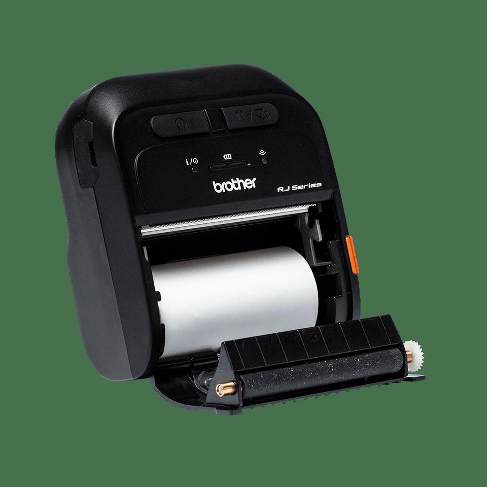 Brother RJ-3055WB stampante portatile per etichette e ricevute 4
