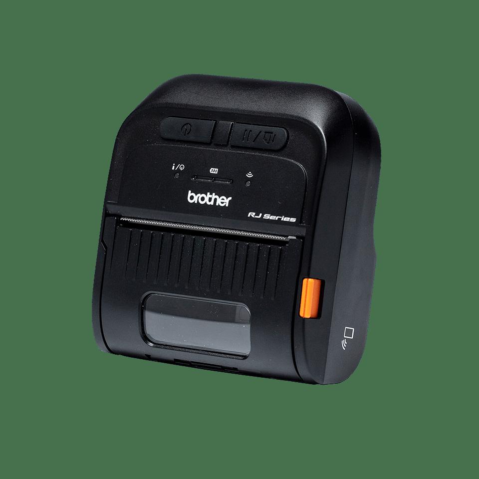 Brother RJ-3055WB stampante portatile per etichette e ricevute 2