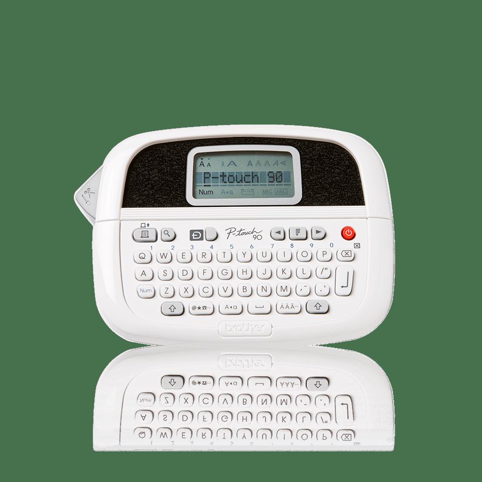 P-touch 90  etichettatrice portatile 2