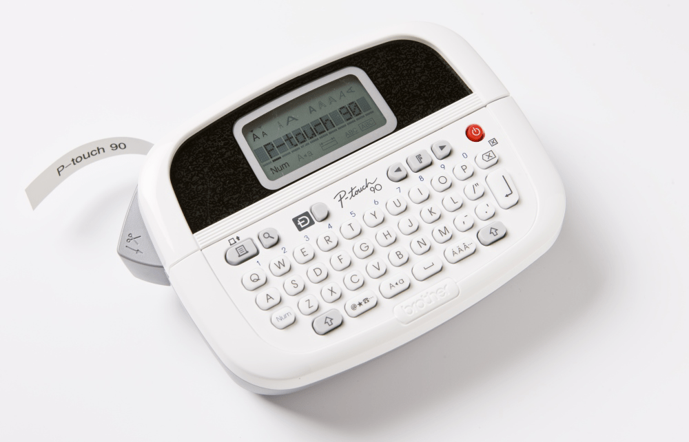 P-touch 90  etichettatrice portatile 3