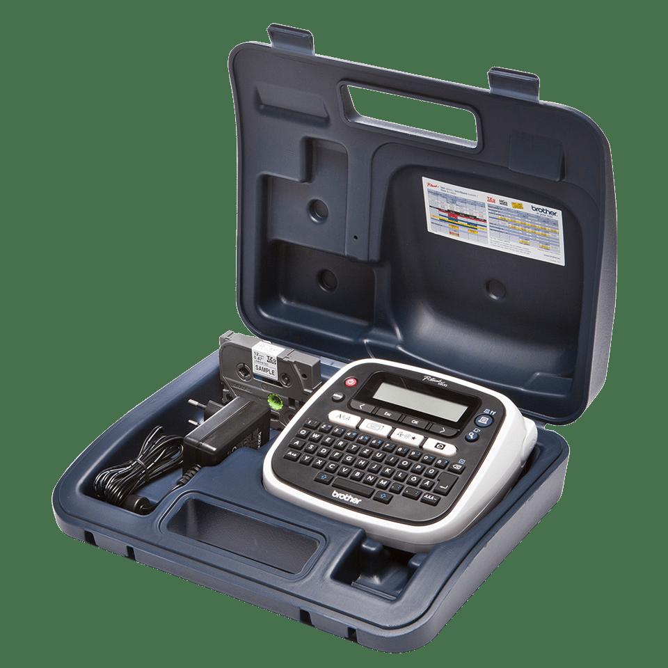 PT-D200BW Etichettatrice desktop