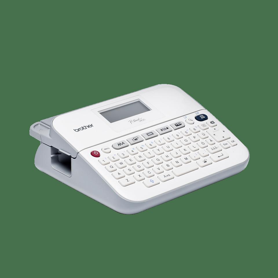 PT-D400 etichettatrice professionale desktop 3