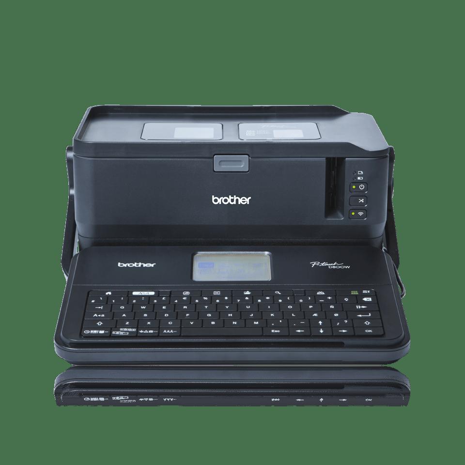 PT-D800W Etichettatrice professionale 5