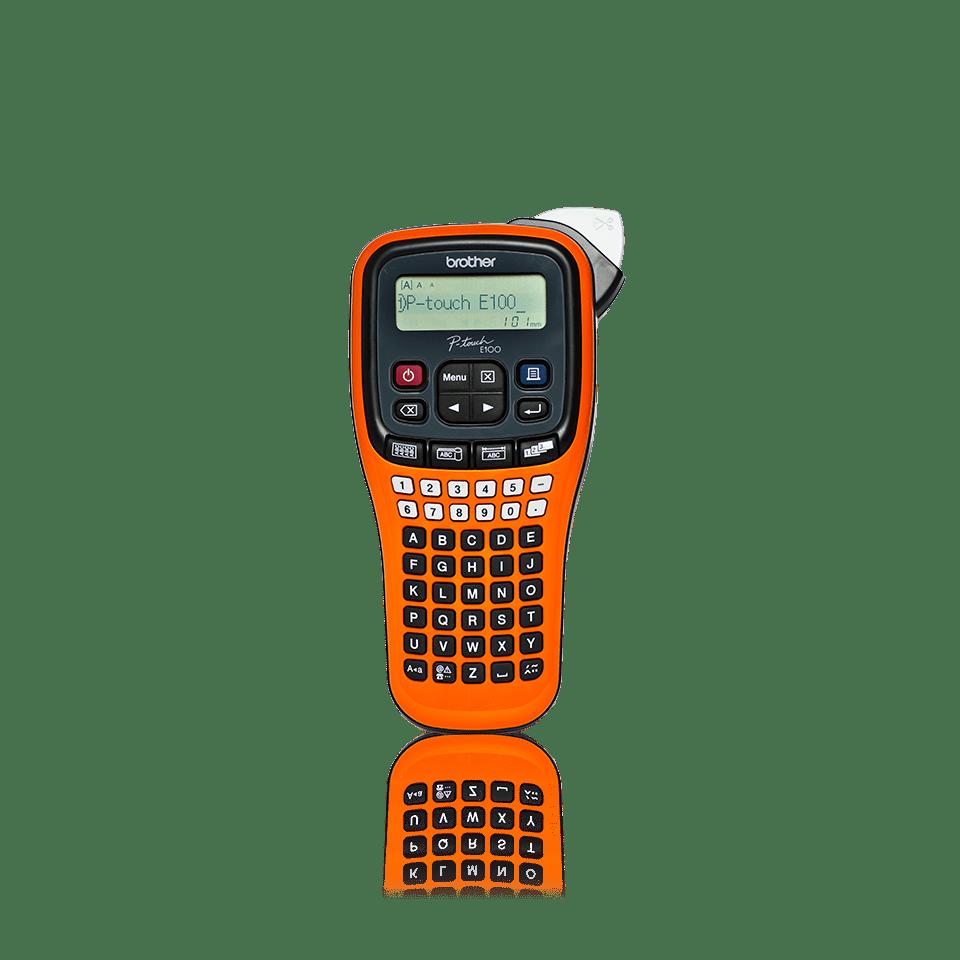 PT-E100VP Etichettatrice palmare 0