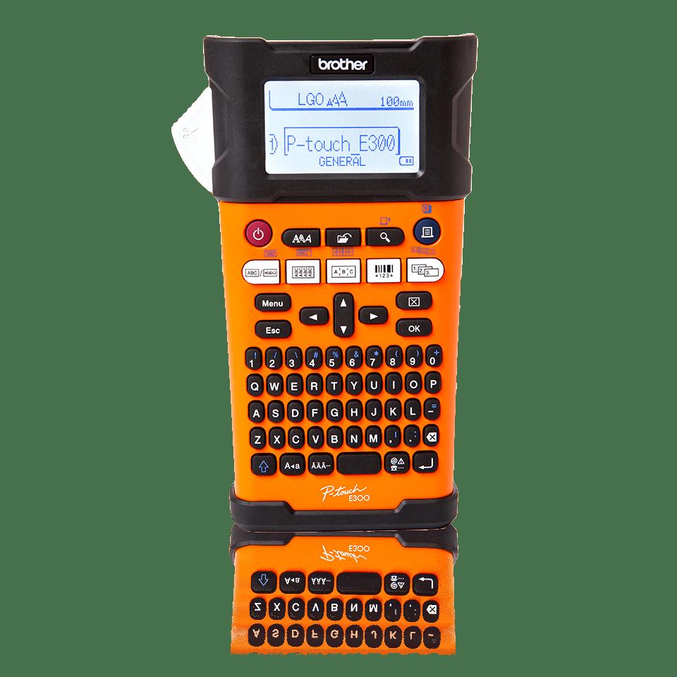 PT-E300VP Etichettatrice palmare per elettricisti