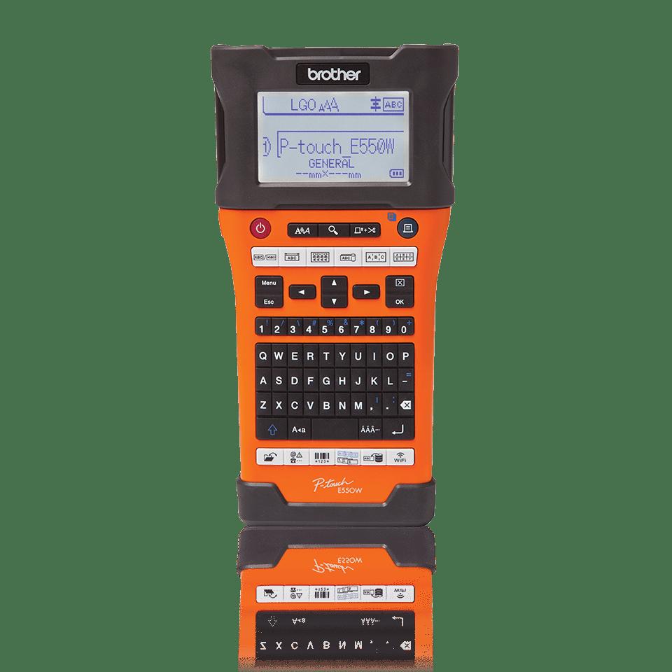 PT-E550WVP Etichettatrice per il settore elettrico 0