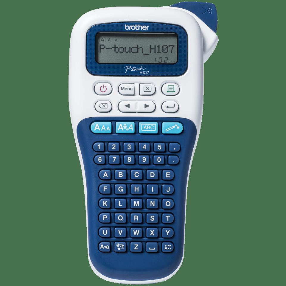PT-H107B Etichettatrice palmare 2