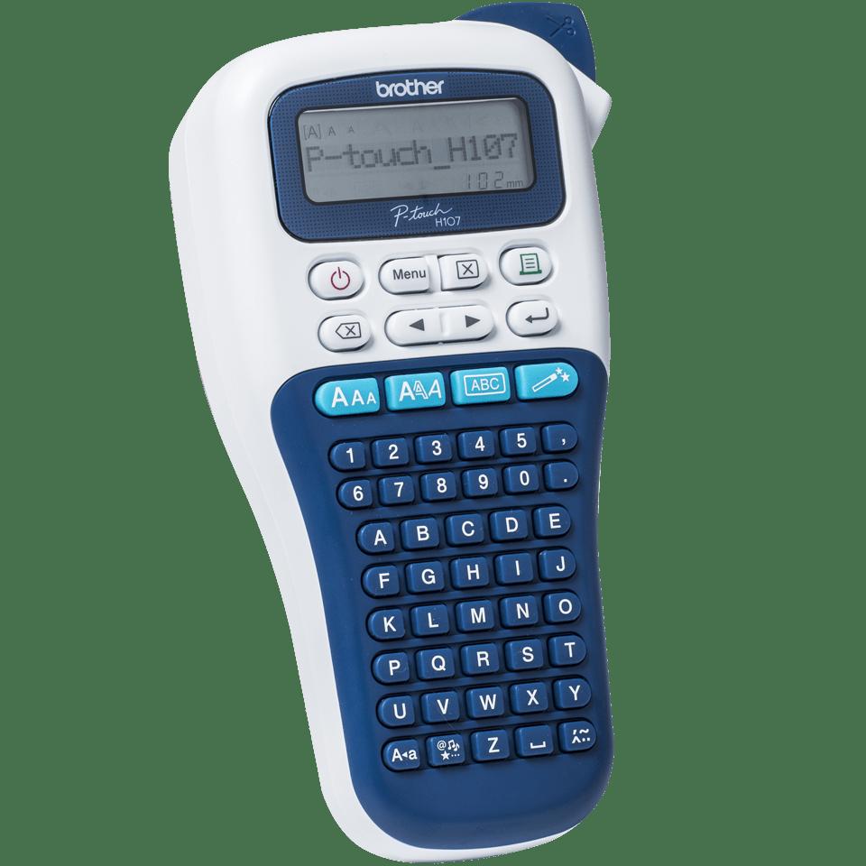 PT-H107B Etichettatrice palmare 3