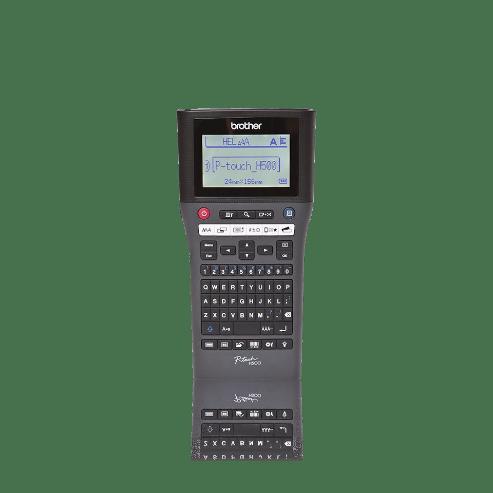 PT-H500 etichettatrice palmare  2