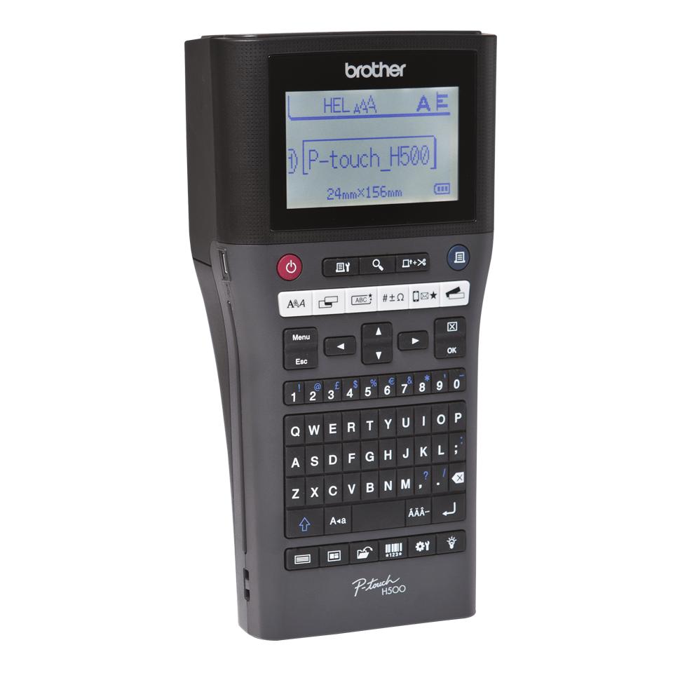 PT-H500 etichettatrice palmare