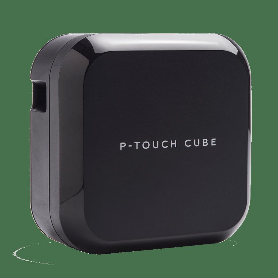 P-touch CUBE Plus Etichettatrice con Bluetooth e compatibilità MFi