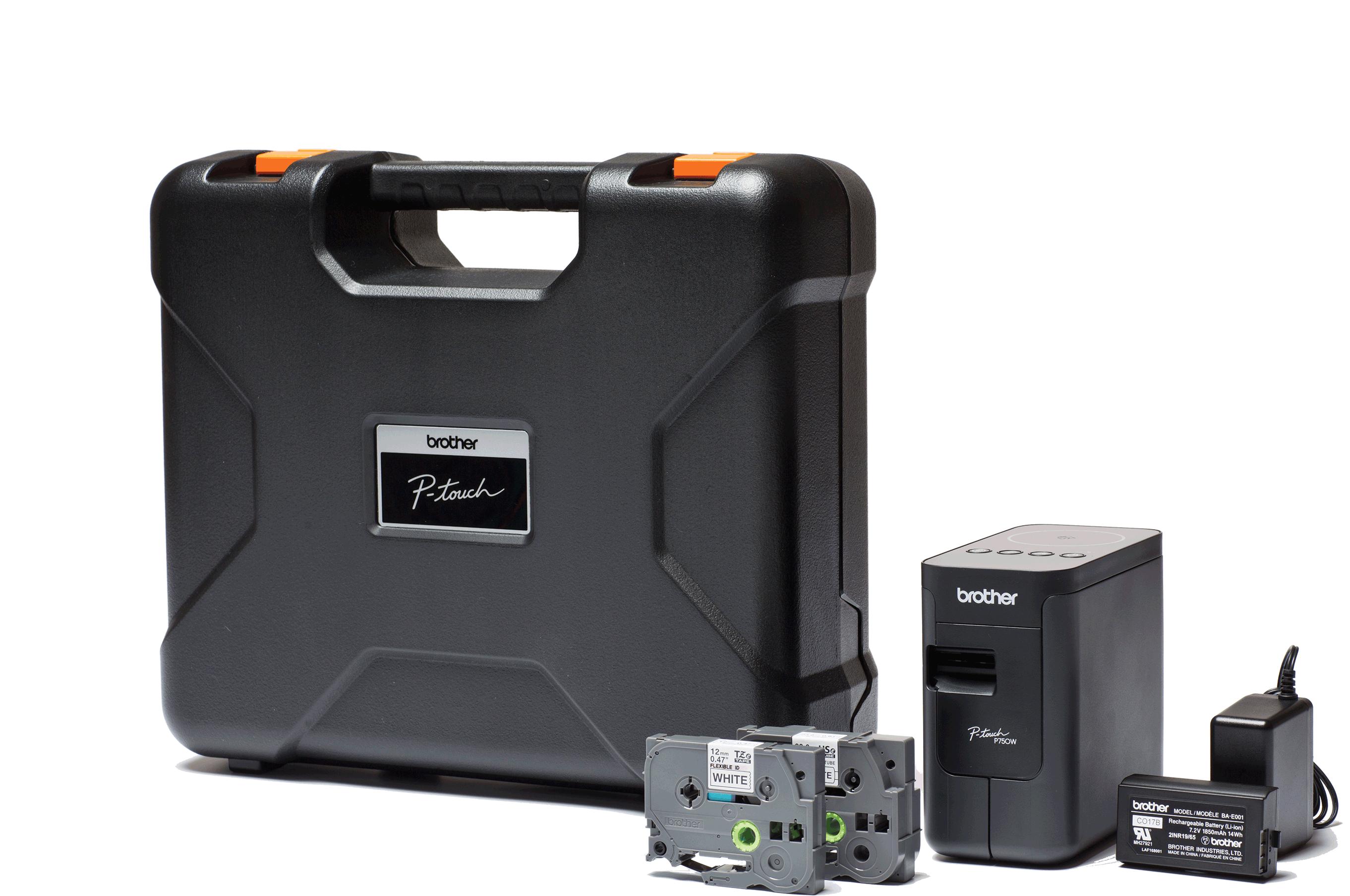 PT-P750TDI Etichettatrice professionale  2