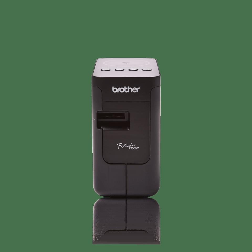PT-P750W Etichettatrice professionale collegabile a PC 2