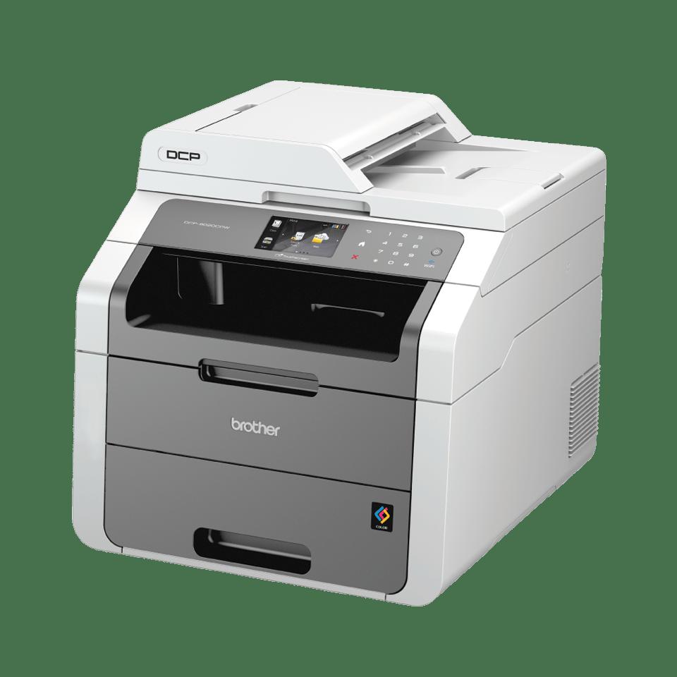 DCP-9020CDW Stampante multifunzione LED a colori con WiFi 2
