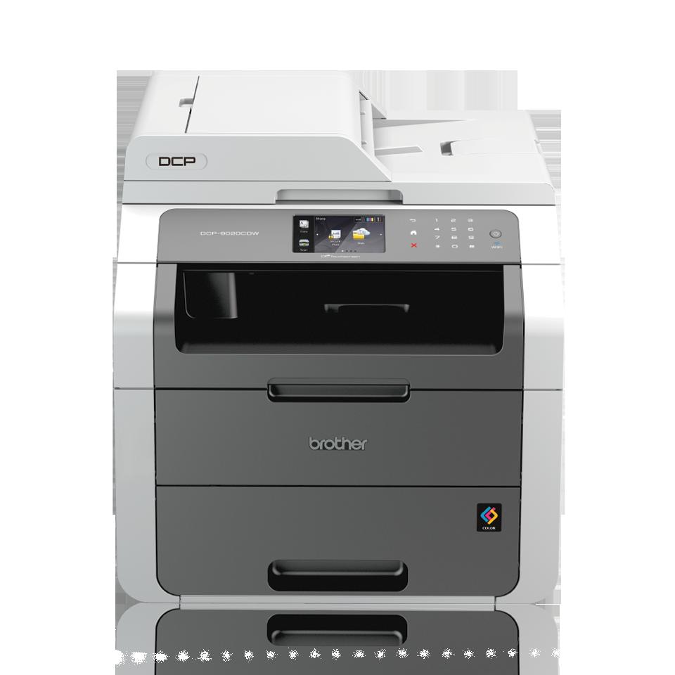 DCP-9020CDW Stampante multifunzione LED a colori con WiFi
