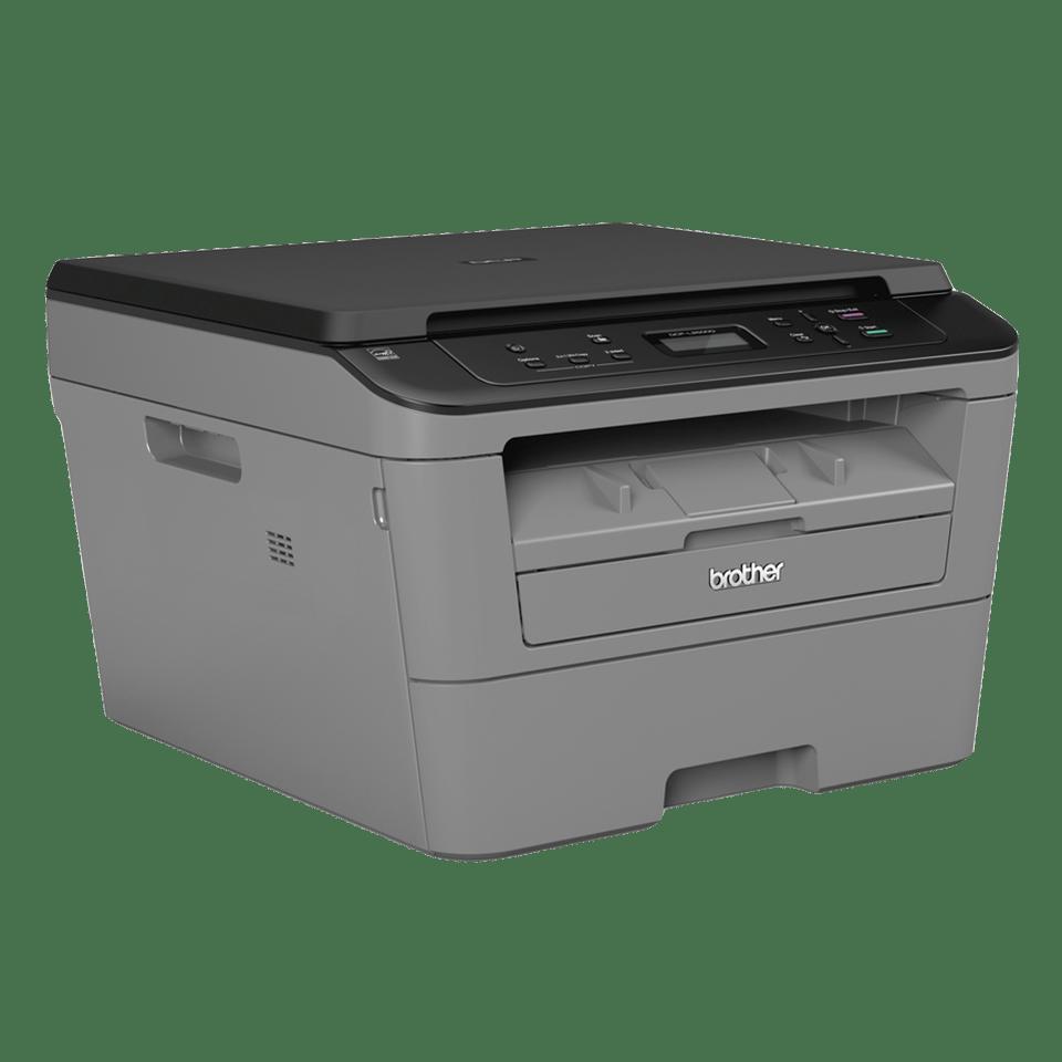 DCP-L2500D Multifunzione laser monocromatico compatto 3