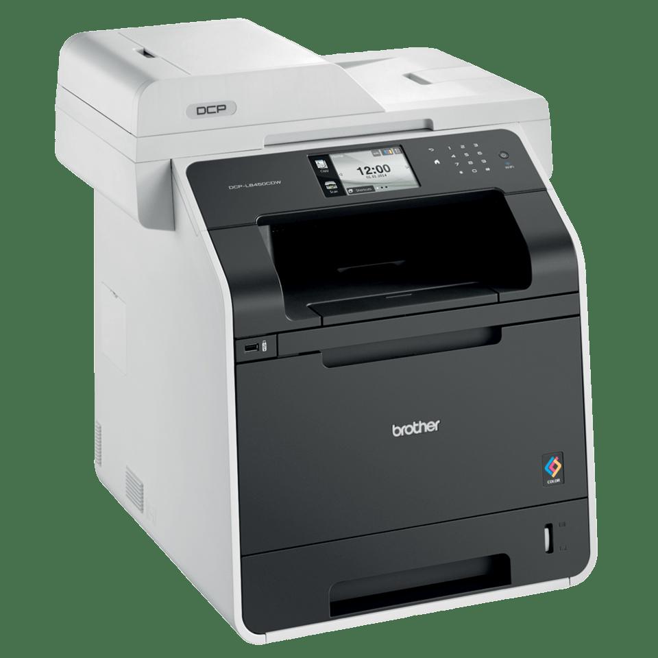 DCP-L8450CDW Stampante multifunzione laser a colori 3