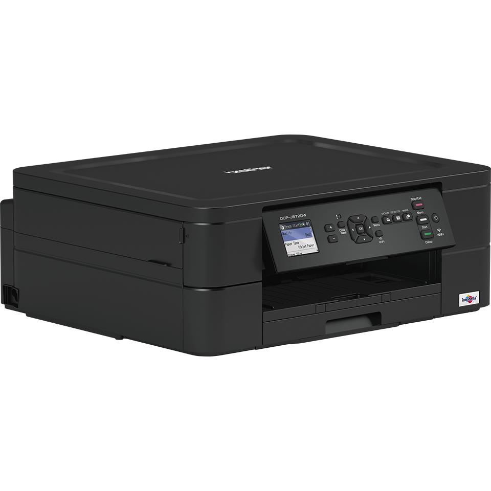 DCP-J572DW Stampante multifunzione inkjet compatta con Wi-FI 2