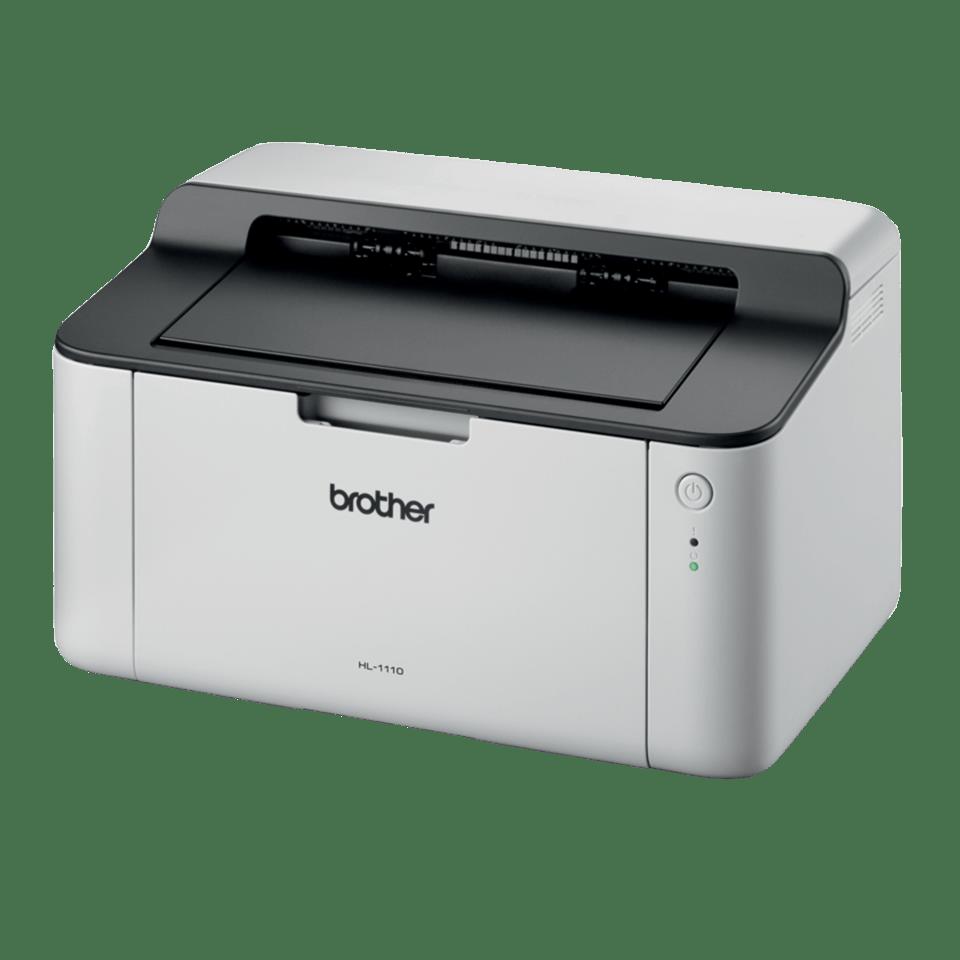 HL-1110 Stampante Laser Ultra Compatta