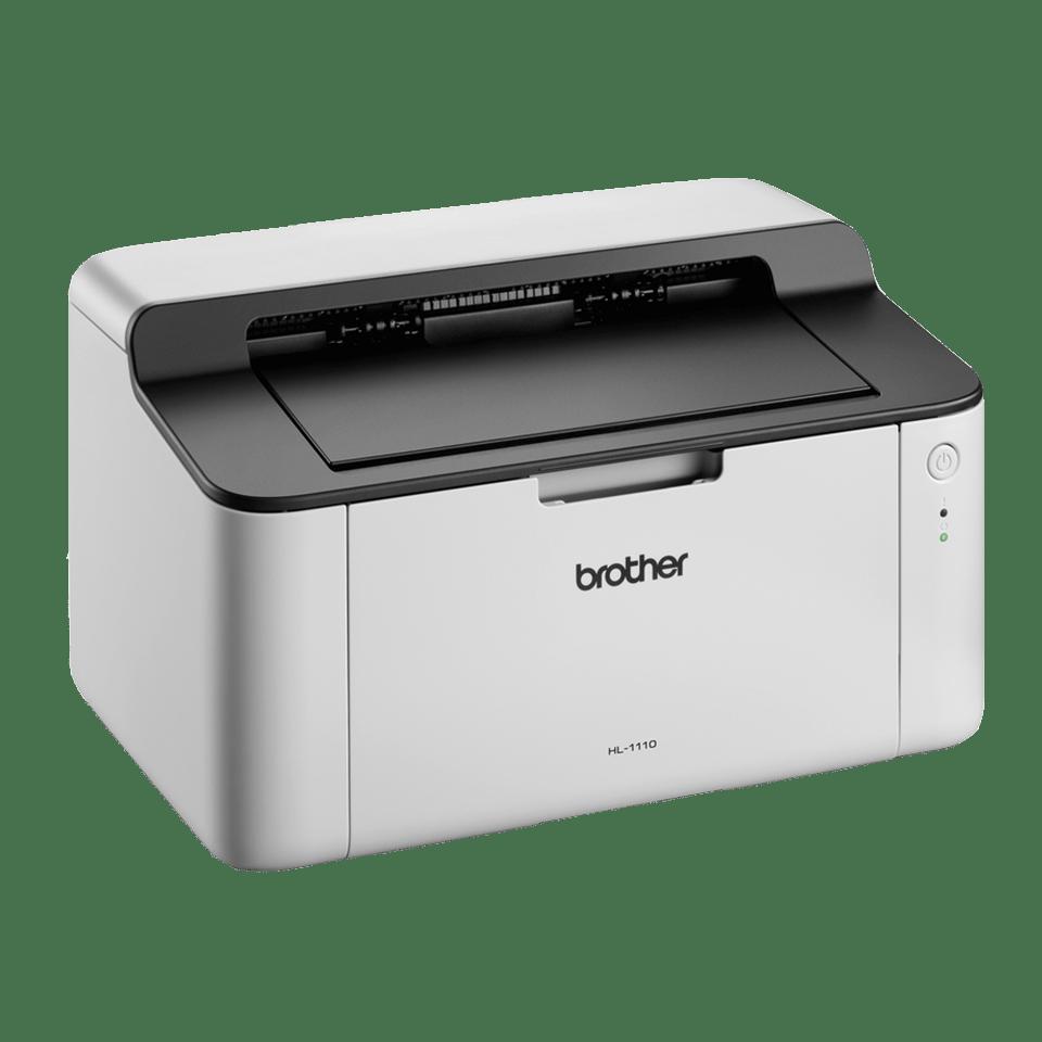HL-1110 Stampante Laser Ultra Compatta 3