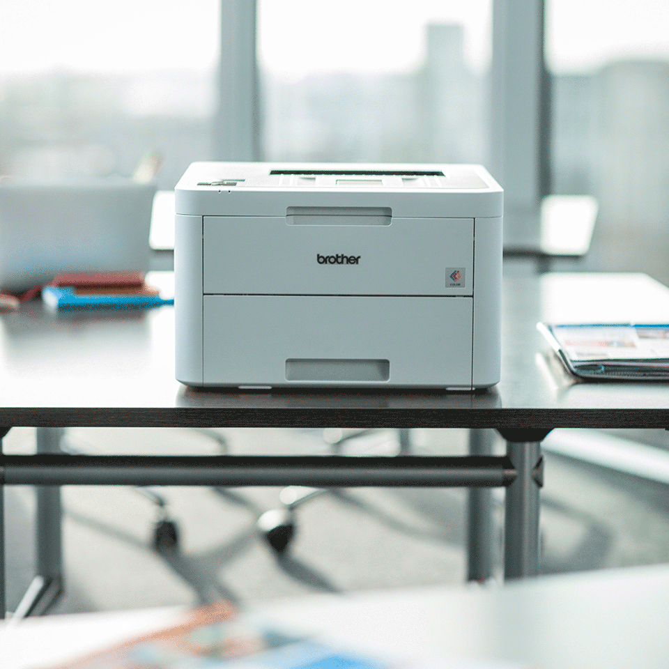 HL-L3230CDW Stampante LED a colori con Wi-Fi, stampa fronte-retro automatca, Ethernet 3