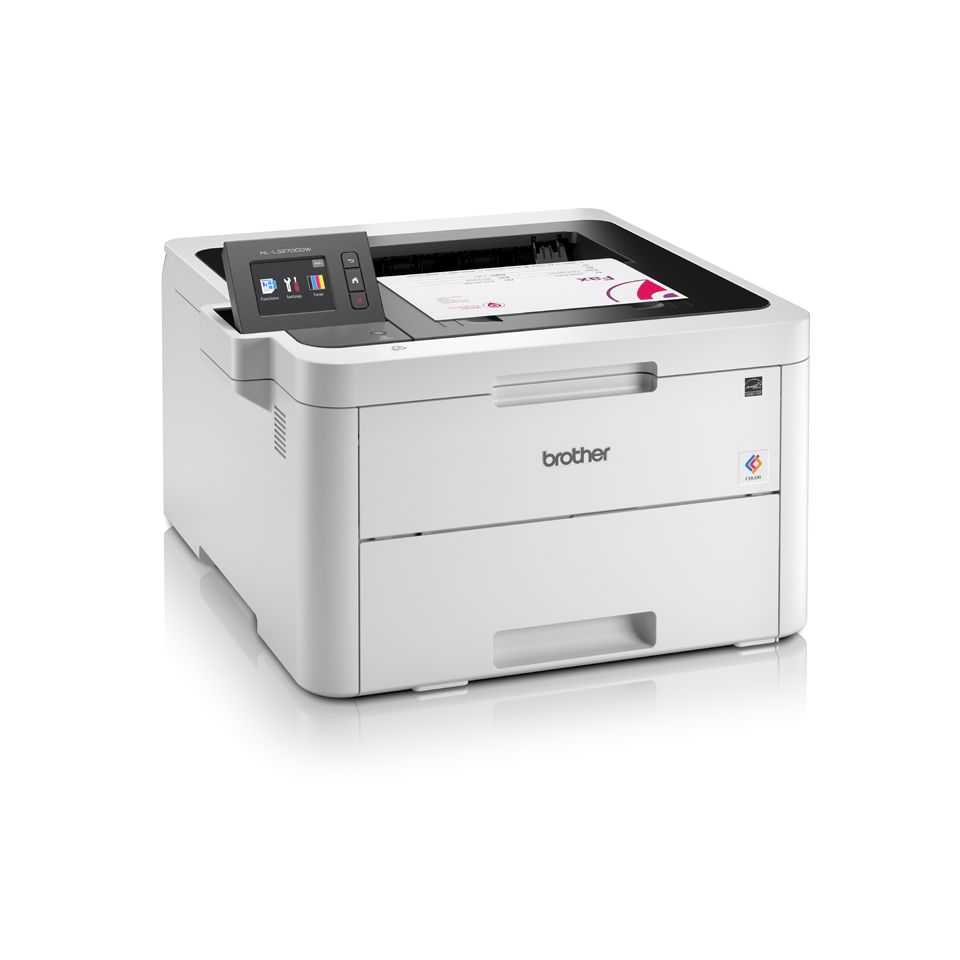HL-L3270CDW Stampante LED a colori con Wi-Fi, stampa fronte-retro automatica, Ethernet, display touchscreen 2