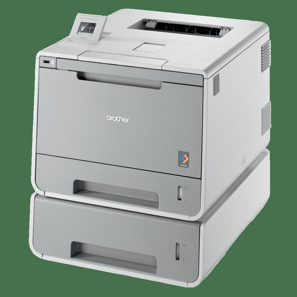 HL-L9200CDWT Stampante laser a colori con WiFi e due cassetti carta