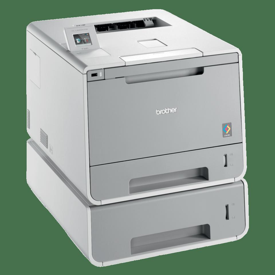 HL-L9200CDWT Stampante laser a colori con WiFi e due cassetti carta 3
