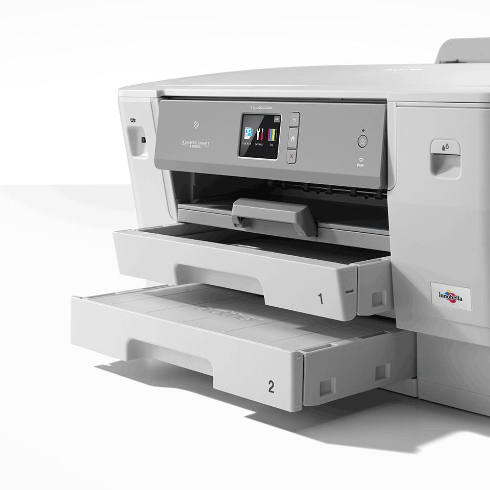 HL-J6000DW Stampante inkjet A3 con Wi-Fi 6