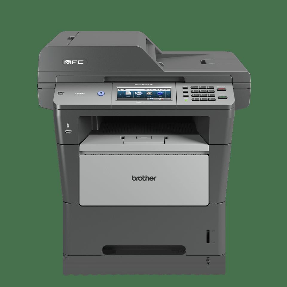 MFC-8950DW Stampante multifunzione laser monocromatica 2