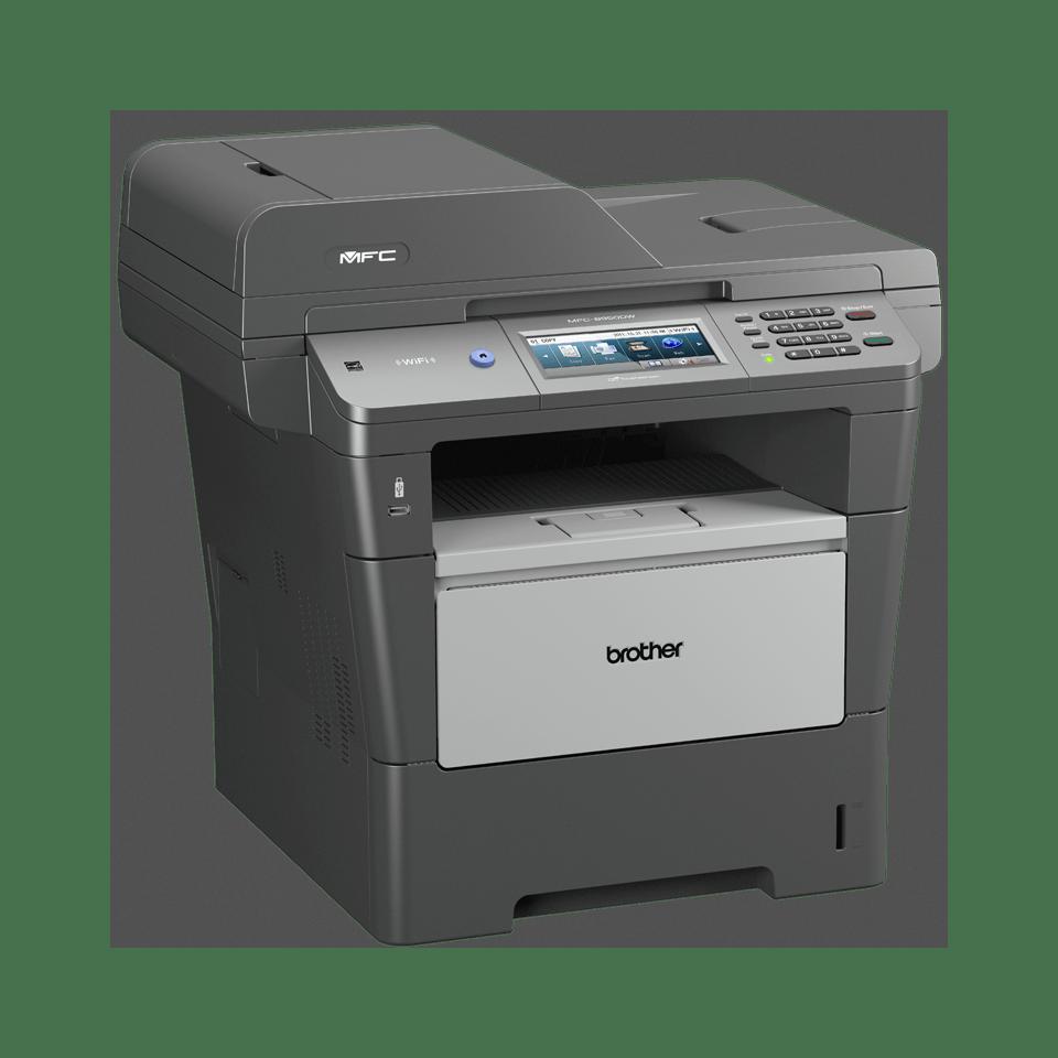 MFC-8950DW Stampante multifunzione laser monocromatica 3