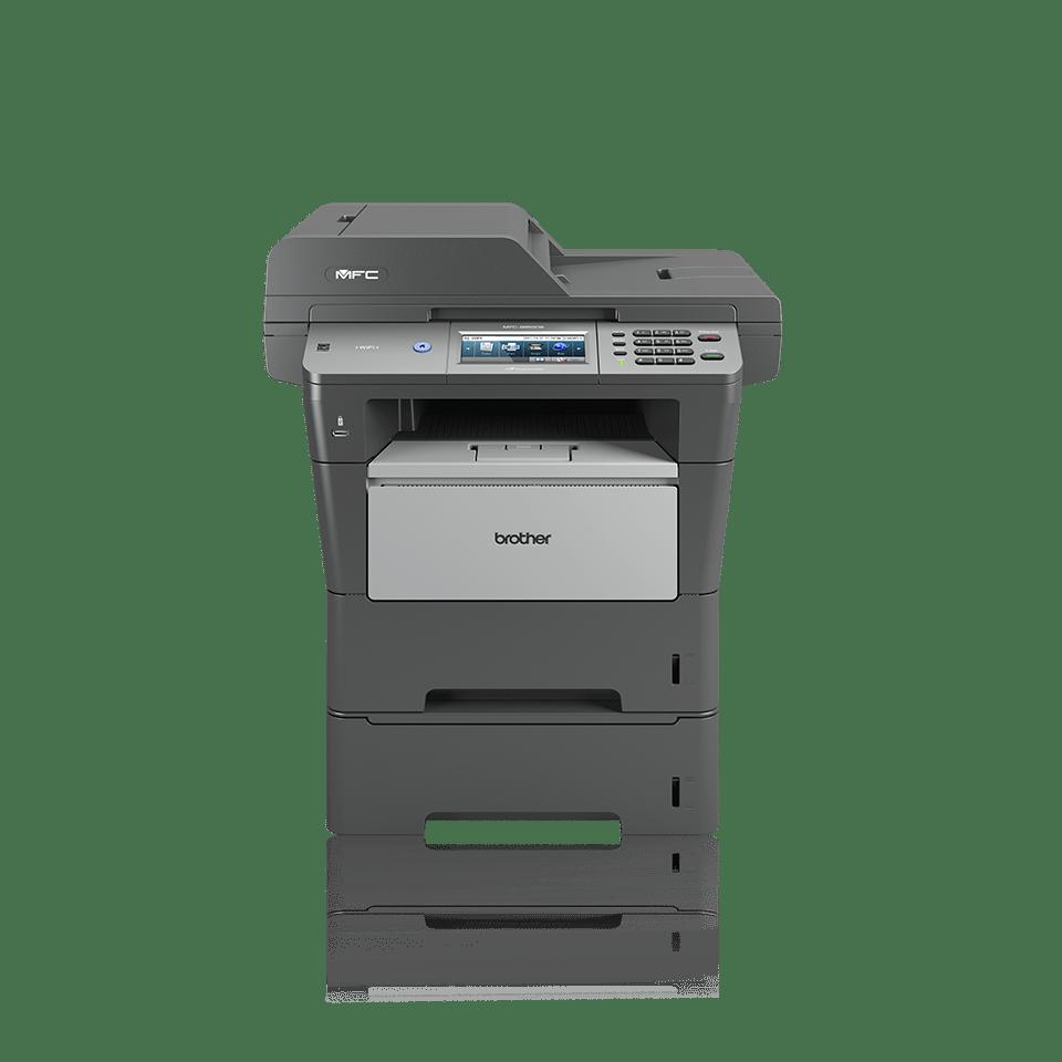 MFC-8950DWT Stampante multifunzione laser monocromatica con doppio cassetto carta