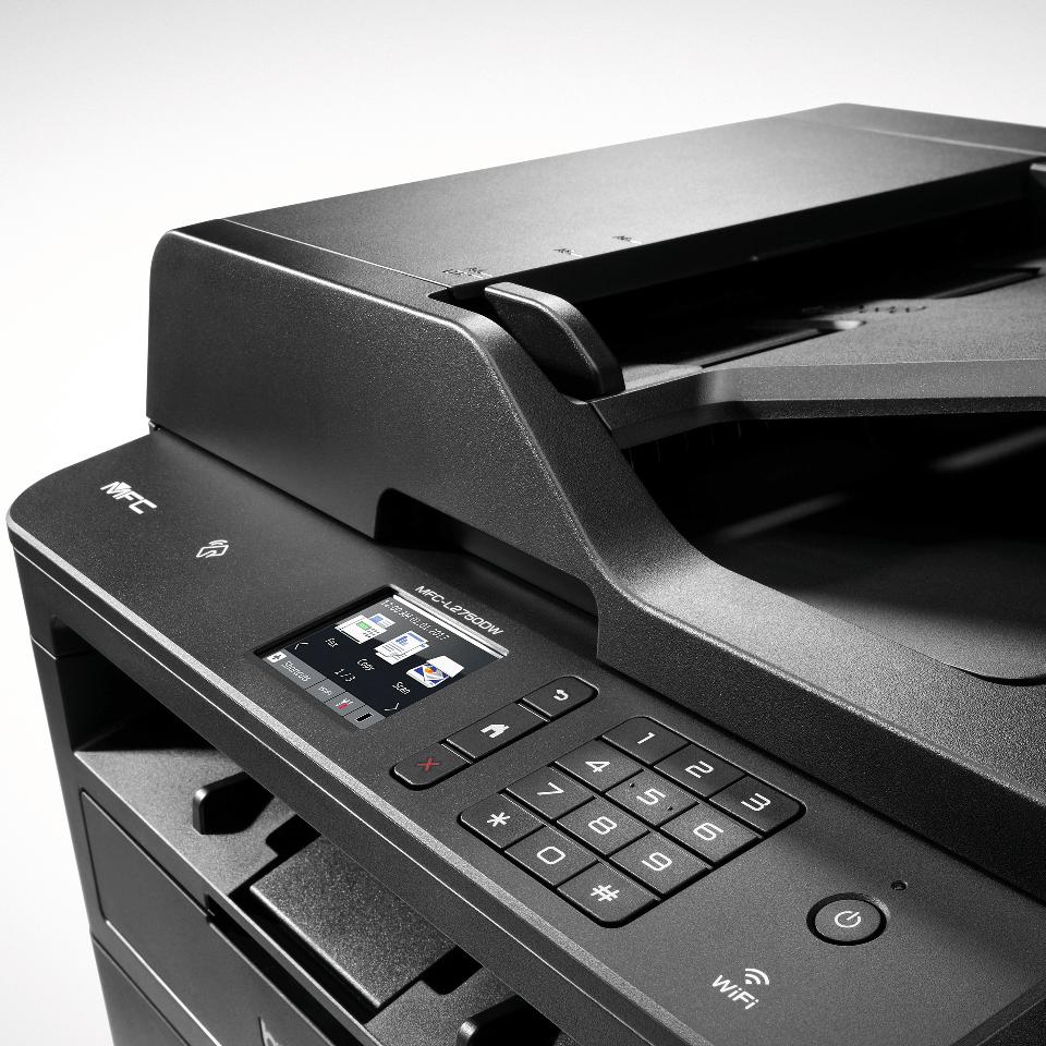 MFC-L2750DW Stampante multifunzione laser con WiFi 4
