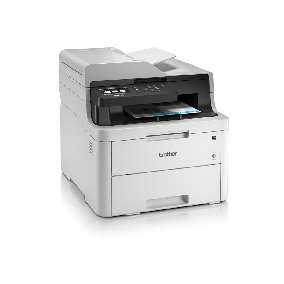 MFC-L3730CDN Stampante multifunzione LED a colori con stampa fronte-retro automatica, Ethernet 3
