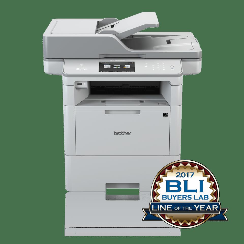 MFC-L6800DW Multifunzione laser monocromatico 2