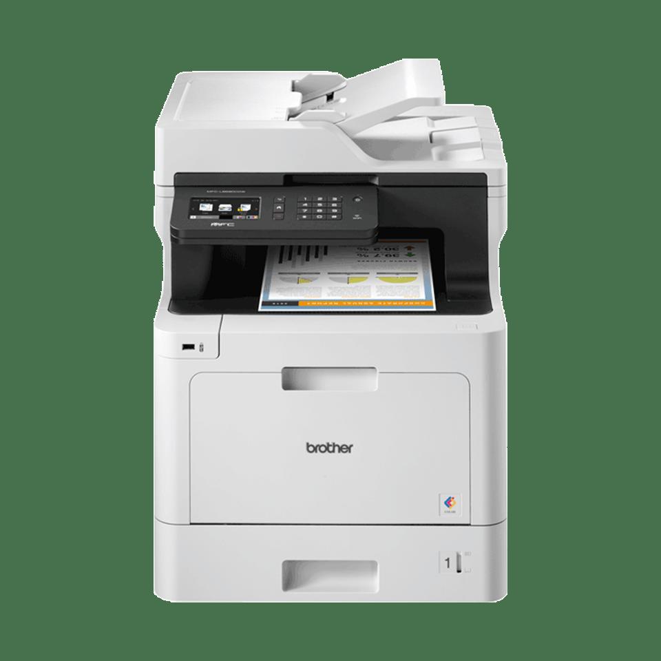 MFC-L8690CDW Stampante multifunzione laser a colori 4