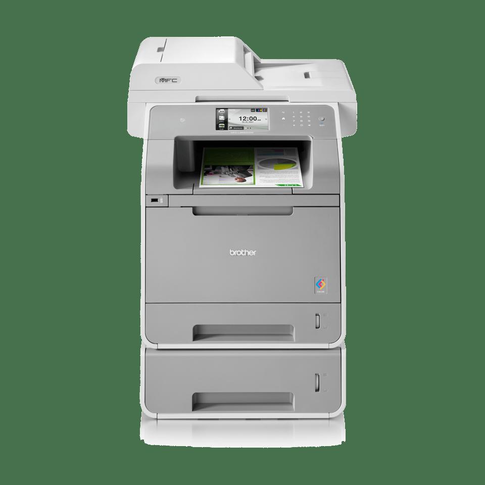 MFC-L9550CDWT Multifunzione laser a colori 2