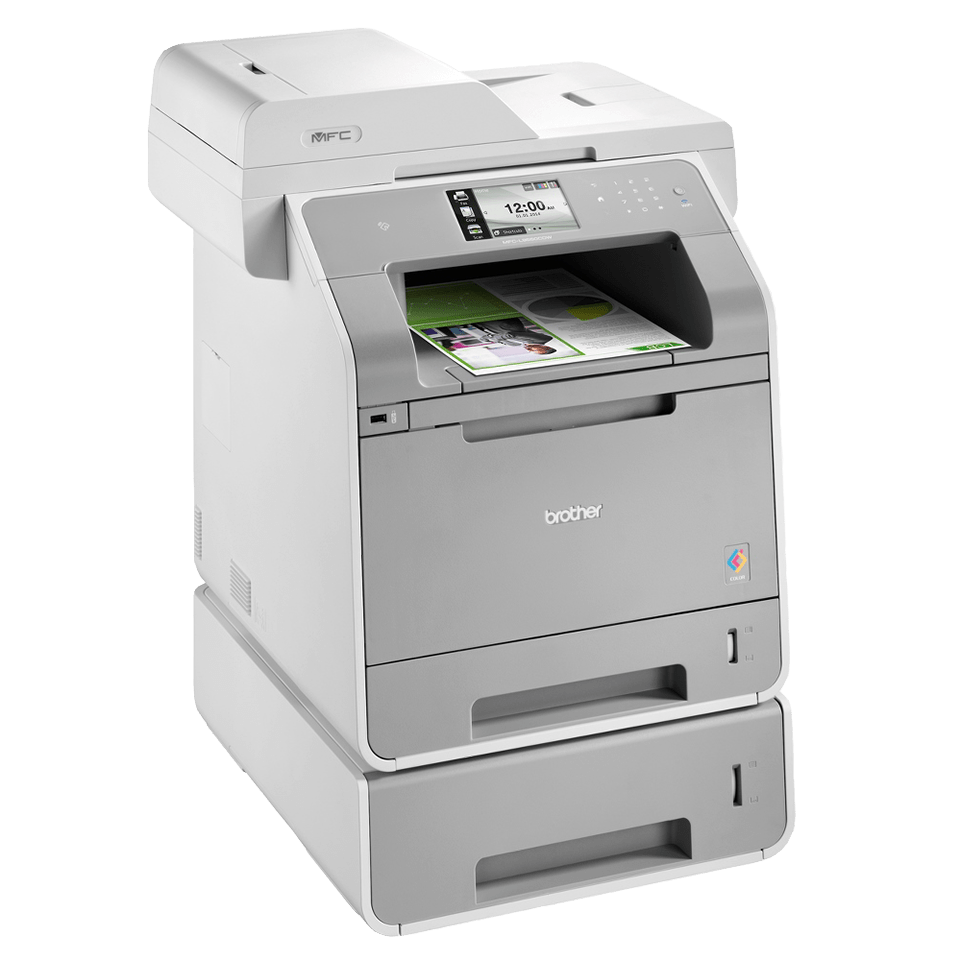 MFC-L9550CDWT Multifunzione laser a colori 3