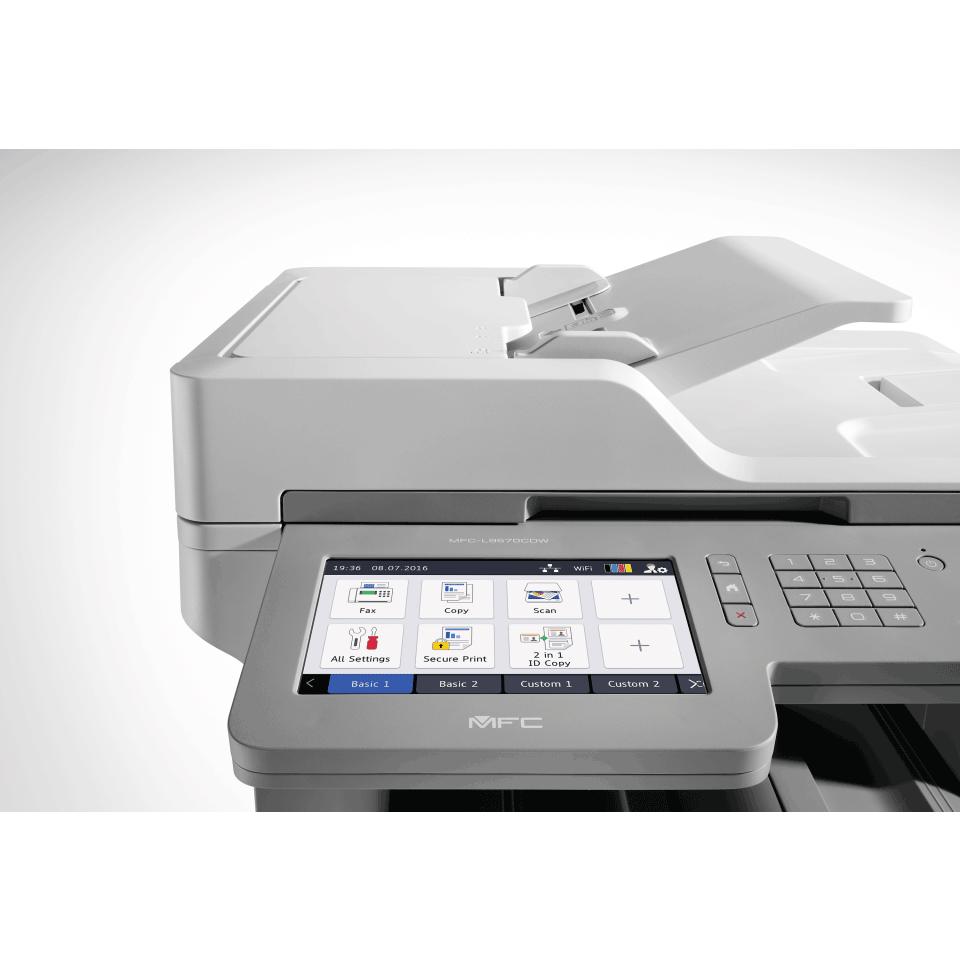 MFC-L9570CDW Stampante multifunzione laser a colori 5
