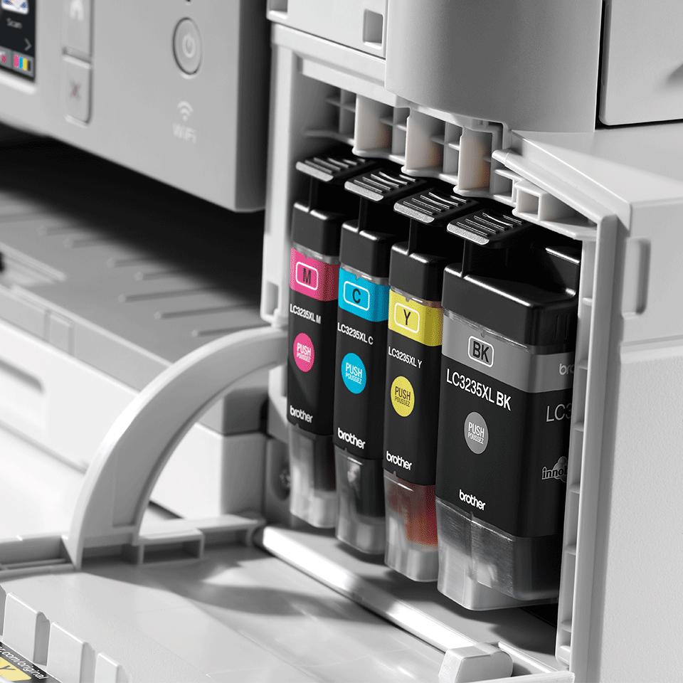 MFC-J1300DW Stampante multifunzione inkjet con inclusi 3 anni di stampe 5