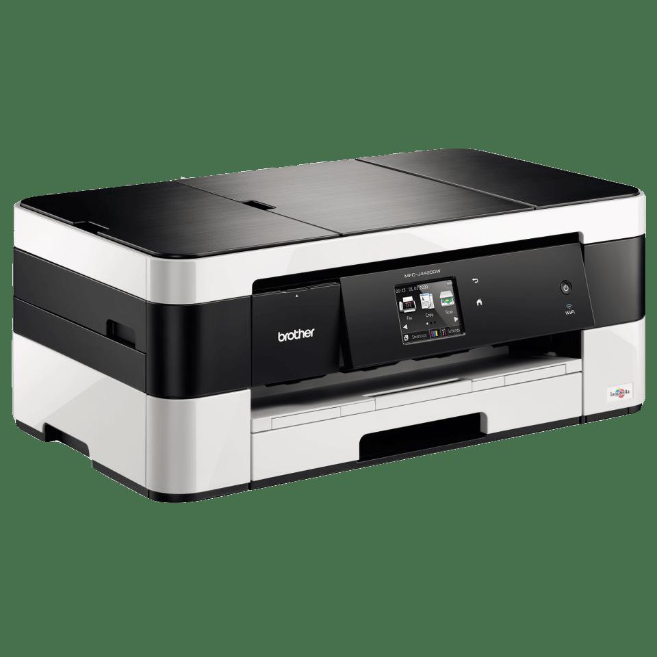 MFC-J4420DW Multifunzione inkjet a colori  3