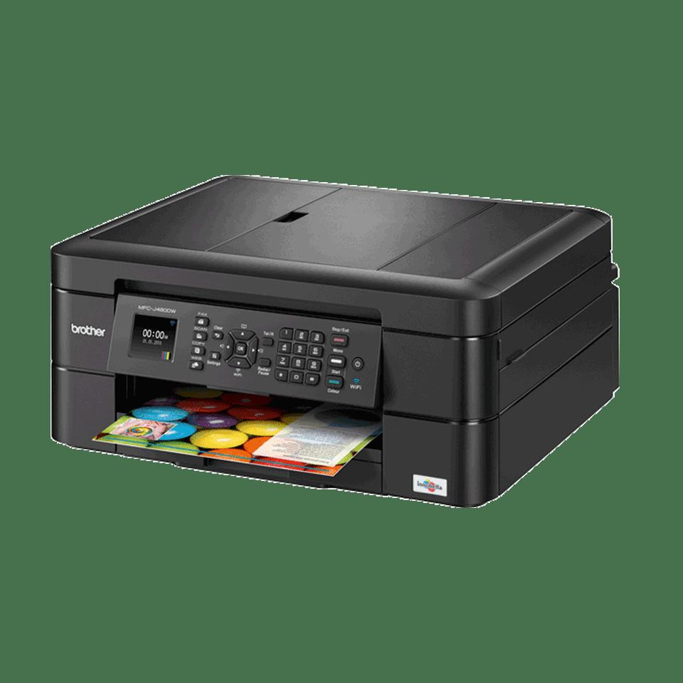 MFC-J480DW Multifunzione inkjet con WiFi 2