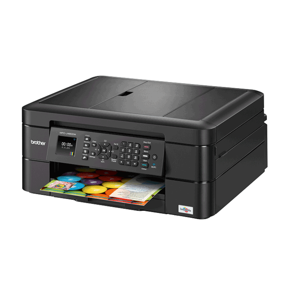 MFC-J480DW Multifunzione inkjet con WiFi