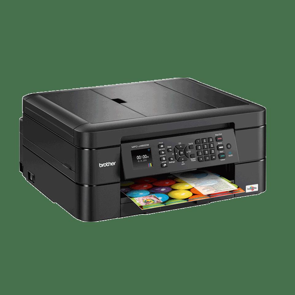 MFC-J480DW Multifunzione inkjet con WiFi 3