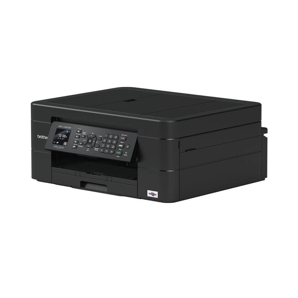 MFC-J491DW Stampante multifunzione inkjet compatta con Wi-Fi