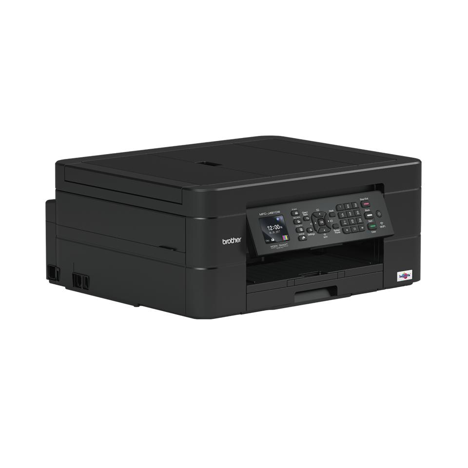 MFC-J491DW Stampante multifunzione inkjet compatta con Wi-Fi 2