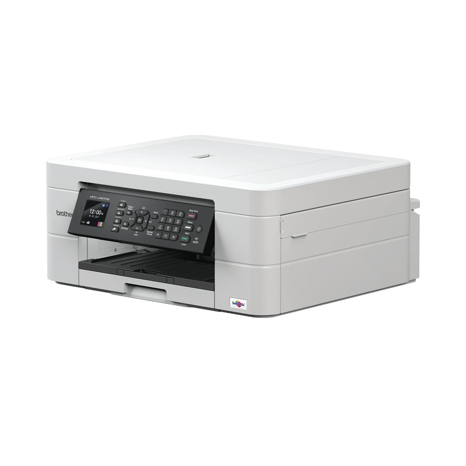 MFC-J497DW Stampante multifunzione inkjet compatta con Wi-Fi