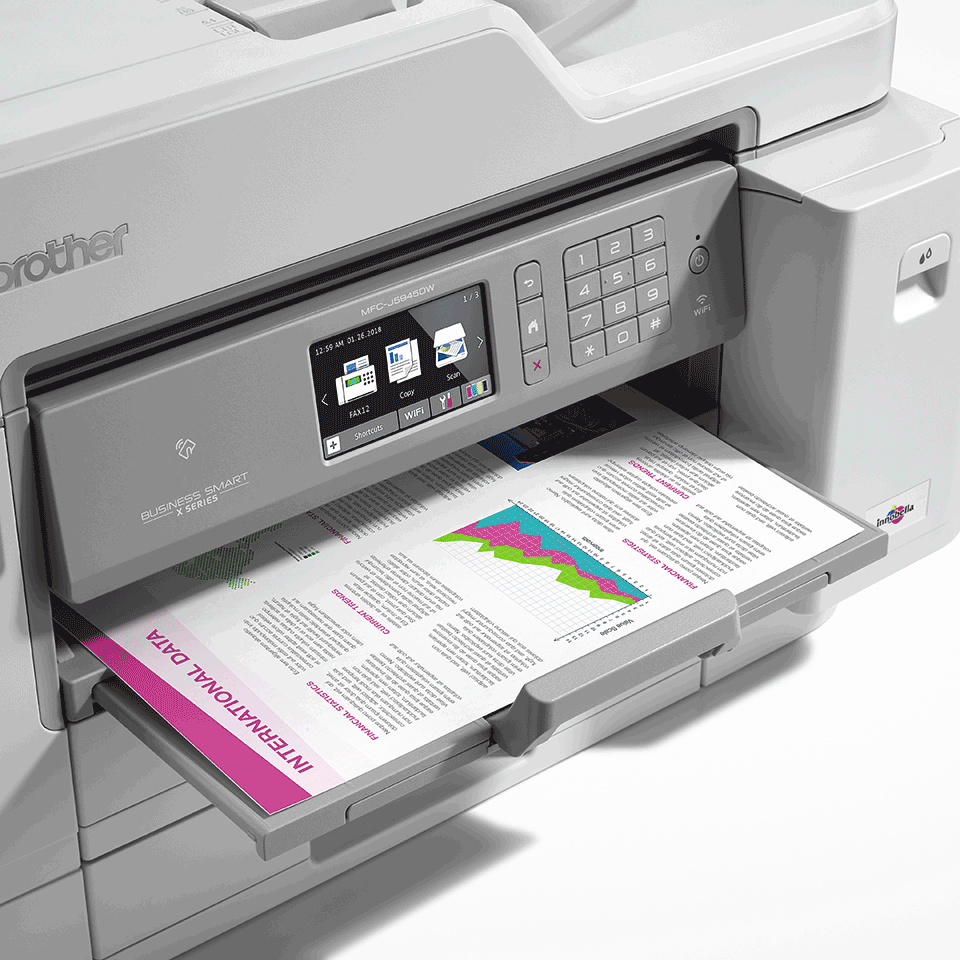 MFC-J5945DW Stampante multifunzione Inkjet professionale 5
